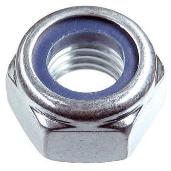 DIN 935 Гайка корончатая (прорезная)